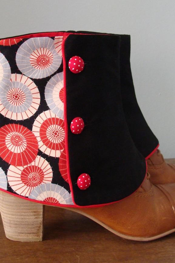 5-guetres-courtes-noires-et-imprime-parasol-japonais-3-tissumi