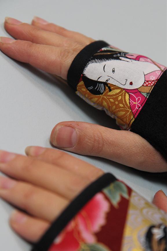 mitaines-laine-noire-geisha-tissumi