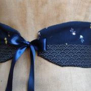 ceinture obi poisson japon bleu marine 3 tissumi
